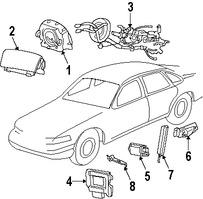 repuestos y accesorios para autos mercury grand marquis