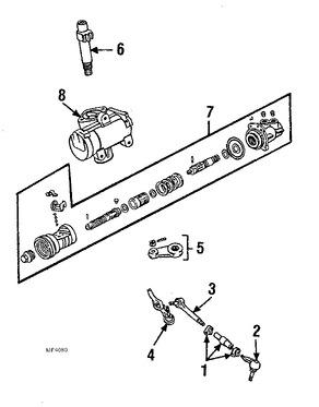 repuestos y accesorios para autos ford bronco ii