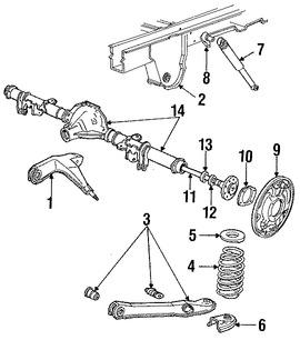 Sello de Rueda Original para Ford Marca FORD Número de