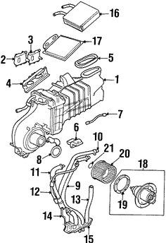 Resistencia Motor de Ventilador Aire / Calefaccion