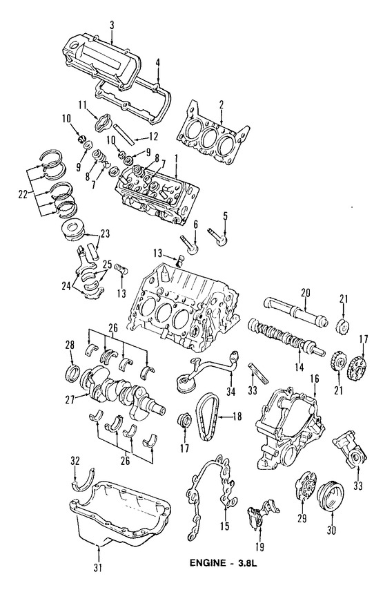 cabezales y m u00faltiples para ford windstar 2000