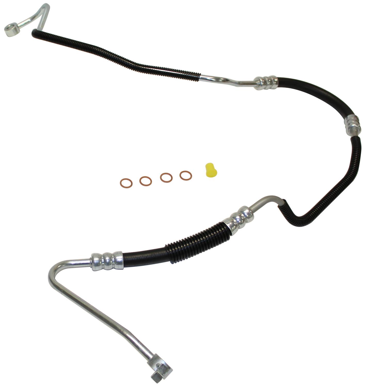 Imagen de Manguera Linea de Presión Dirección Hidráulica para Mazda 3 2011 2012 Mazda 3 Sport 2013 Marca GATES Número de Parte 366265