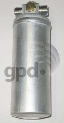Imagen de Receptor-Secador de Aire Acondicionado para Kia Sportage 1998 1999 2000 Marca GLOBAL PARTS Número de Parte #1411701