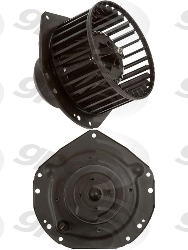 Imagen de Motor del ventilador HVAC para Chevrolet Cavalier 1991 Marca GLOBAL PARTS Número de Parte 2311430