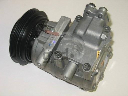Imagen de Compresor Aire Acondicionado para Kia Sephia 2000 Marca GLOBAL PARTS Remanufacturado Número de Parte 5511974