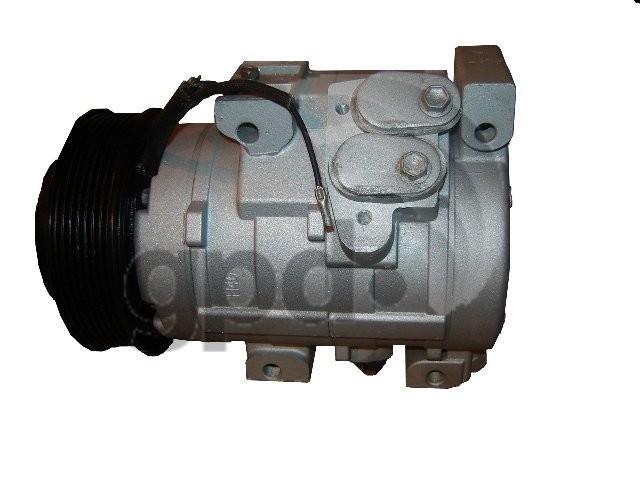 Imagen de Compresor Aire Acondicionado para Mitsubishi Montero 2003 Marca GLOBAL PARTS Remanufacturado Número de Parte 5512146