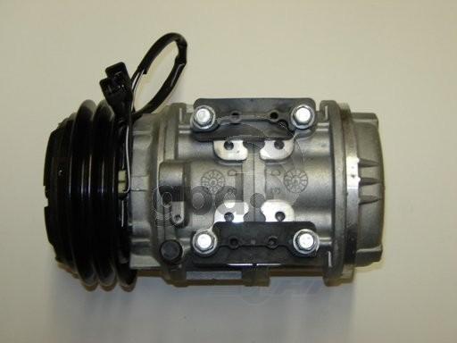 Imagen de Compresor Aire Acondicionado para Dodge Aries 1981 Marca GLOBAL PARTS Número de Parte 6511431