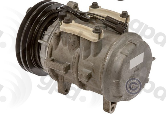 Imagen de Compresor Aire Acondicionado para Dodge Aries 1981 Marca GLOBAL PARTS Número de Parte 7511433