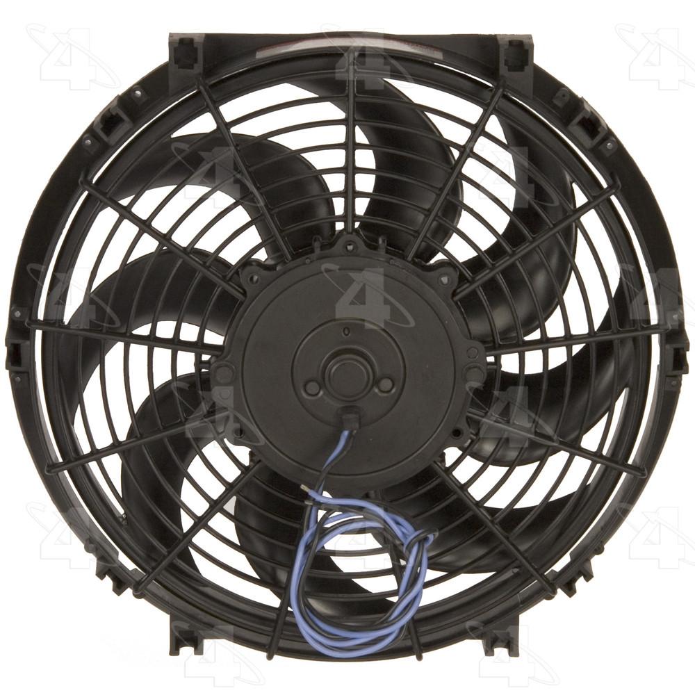 Imagen de Kit Ventilador Electrico de enfriamiento del motor para BMW GMC Dodge Mazda Chrysler Toyota Cadillac Hyundai Honda Ford... Marca HAYDEN Número de Parte 3680