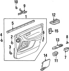 Repuestos y Accesorios para autos Honda Odyssey