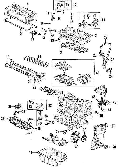 Balancín Original para Honda Element Honda Accord Honda CR