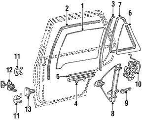 Repuestos para Hyundai Excel 1993