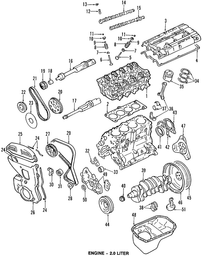 Foto De Culata Del Motor Original Para Hyundai Sonata Santa Fe KIA Optima Marca: Hyundai Sonata 2003 Engine Diagram At Hrqsolutions.co