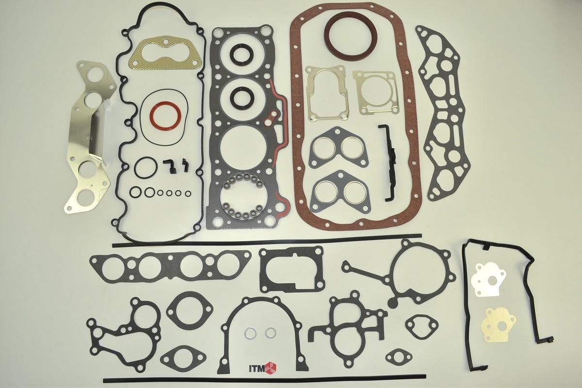 Imagen de Juego Completo Empacaduras del Motor para Mazda MX-6 1990 Marca ITM Número de Parte 09-01163