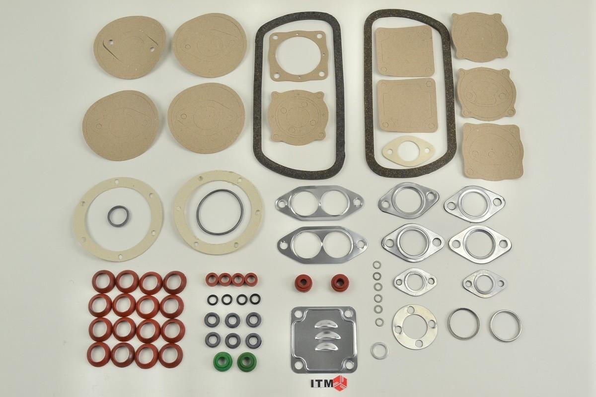 Imagen de Juego Completo Empacaduras del Motor para Volkswagen Fastback 1967 Marca ITM Número de Parte 09-03602