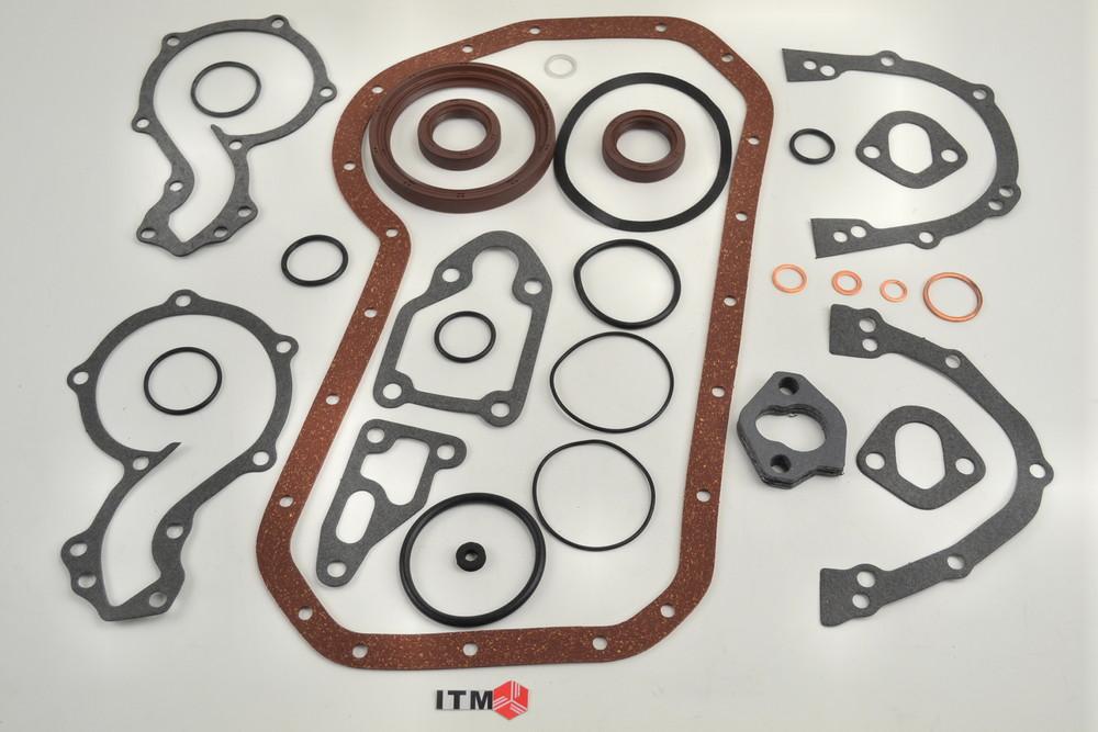 Imagen de Empacadura de Conversion del Motor para Volkswagen Jetta 1992 Marca ITM Número de Parte 09-22001