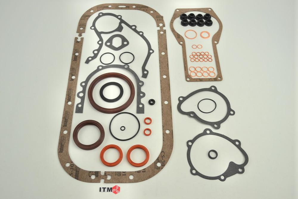 Imagen de Empacadura de Conversion del Motor para Volvo 760 1984 Marca ITM Número de Parte 09-29304