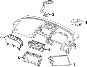 Imagen de Panel de Control de Termperatura Climatización Original para Jaguar F-Type 2016 2014 2015 Marca JAGUAR Número de Parte T2R12430MVM