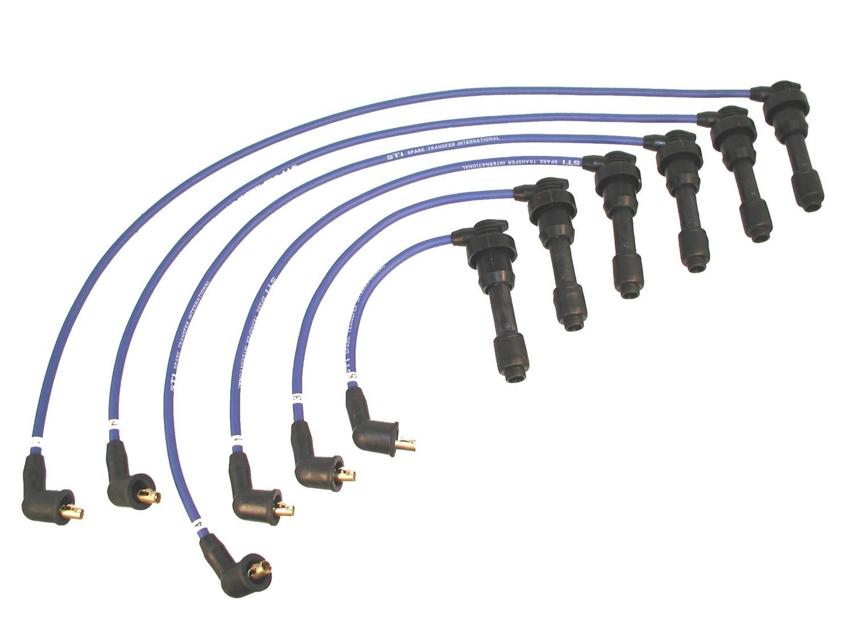 Imagen de Juego de cables de bujía para Mitsubishi Diamante 1992 Marca KARLYN/STI Número de Parte 474