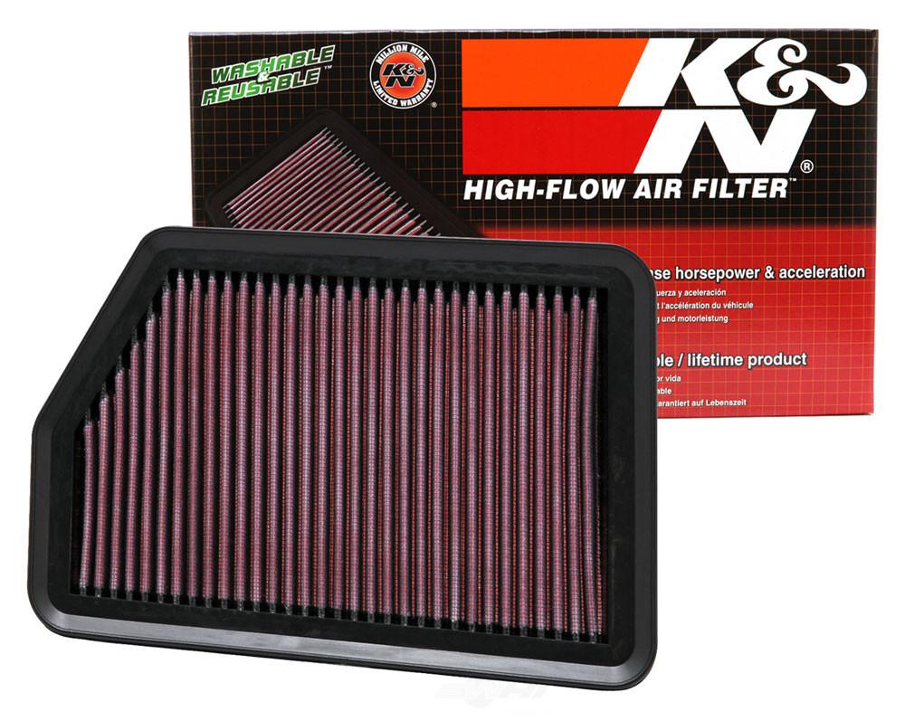Imagen de Filtro de Aire para Kia Forte5 2014 Marca K&N FILTER Número de Parte 33-2451