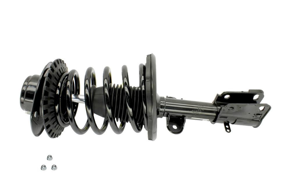 Imagen de Conjunto de Puntal de Suspensión y Resorte Espiral Strut-plus  para Chrysler Town & Country 2001 Dodge Grand Caravan 2002 Marca KYB Número de Parte SR4038