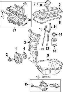 Imagen de Múltiple de Admisión del Motor Original para Lexus HS250h 2012 Marca LEXUS Número de Parte 1712028141
