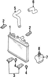 Repuestos y Accesorios para autos Mazda 323