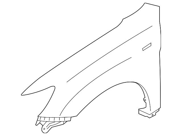 carroceria  capo y guardafangos