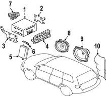 Repuestos y Accesorios para autos Mitsubishi Galant