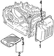 Filtro Transmison Automatica Original para Mitsubishi
