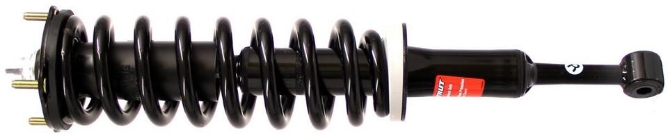Imagen de Conjunto de Puntal de Suspensión y Resorte Espiral Quick-Strut para Toyota Tundra 2007 2009 2012 Marca MONROE Número de Parte 171119R