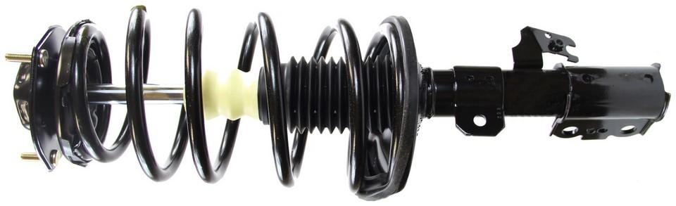 Imagen de Conjunto de Puntal de Suspensión y Resorte Espiral Monroe Quick-Strut Amortiguador para Toyota Sienna 2004 2005 2006 Marca MONROE Número de Parte #172237