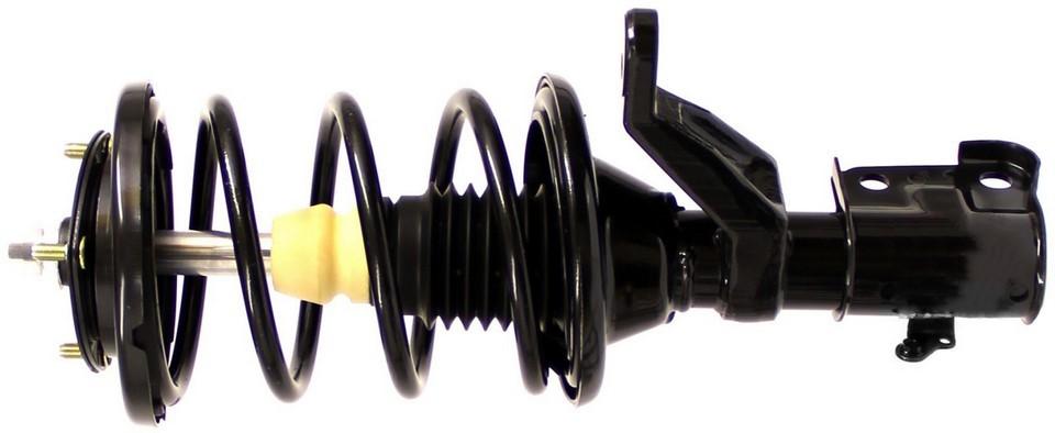 Imagen de Conjunto de Puntal de Suspensión y Resorte Espiral Econo-Matic para Honda Civic 2003 2004 Marca MONROE Número de Parte 182185