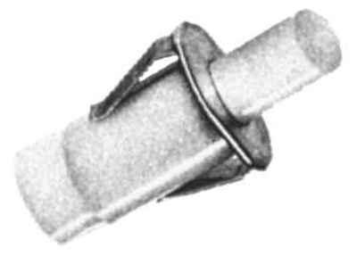 Imagen de Interruptor del Marco de la Puerta para Ford Mustang 1968 Marca MOTORCRAFT Número de Parte SW-659