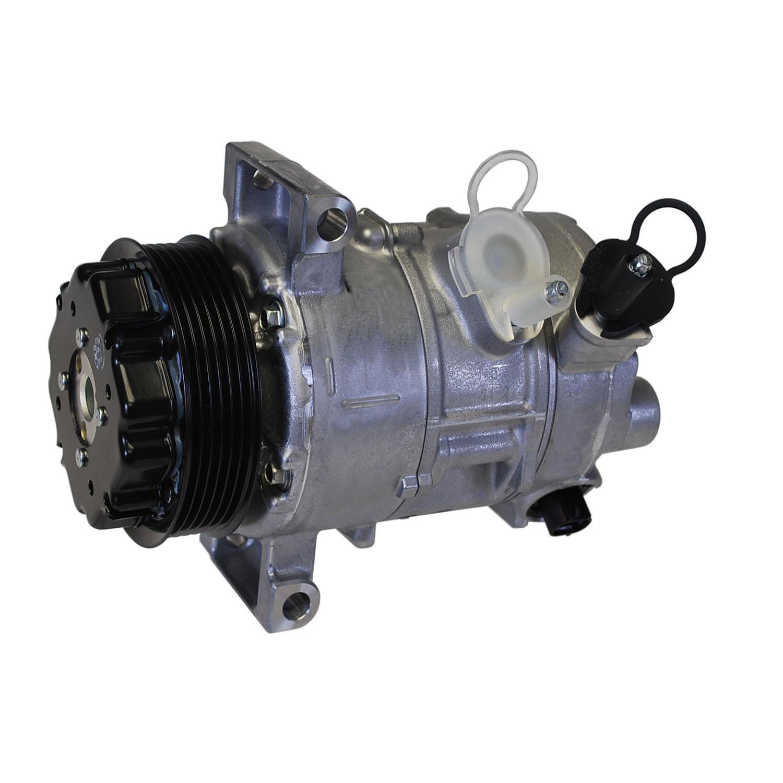 Imagen de Compresor de Aire Acondicionado para Dodge Caliber 2007 Jeep Compass 2008 Marca DENSO Número de Parte #471-0803