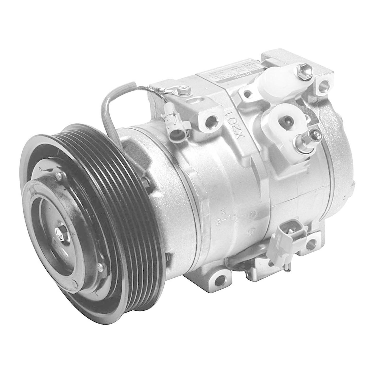 Imagen de Compresor de Aire Acondicionado para Lexus RX300 1999 Marca DENSO Número de Parte #471-1282