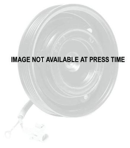 Imagen de Embrague del Compresor de Aire Acondicionado para Honda Accord 2003 2004 2005 Marca DENSO Número de Parte 473-0381