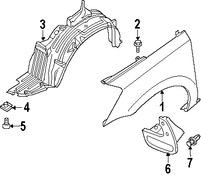 Repuestos y Accesorios para autos Nissan Quest
