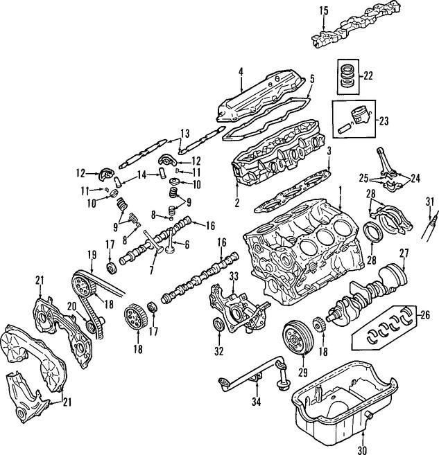 v u00e1lvula de admisi u00f3n del motor original para nissan 300zx