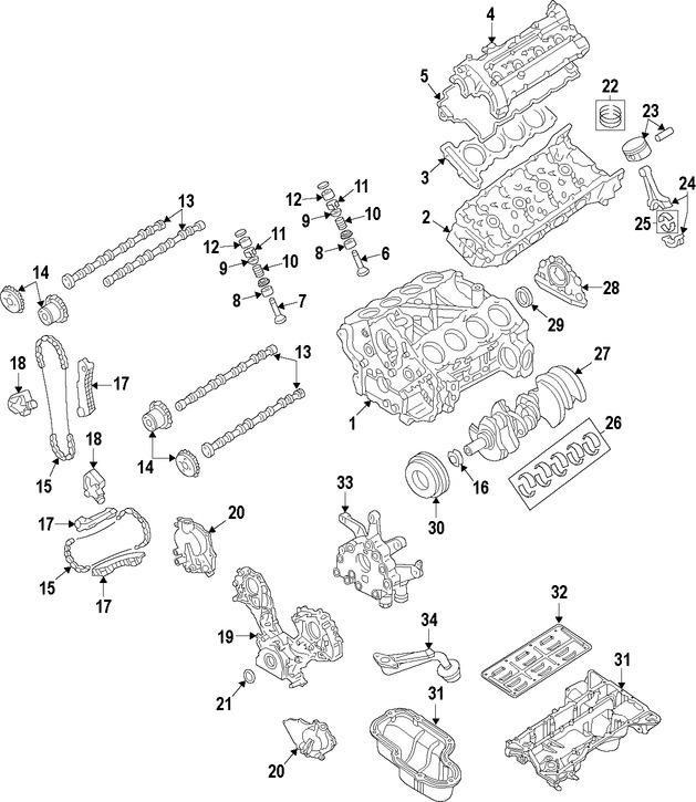 Repuestos y Accesorios para autos Nissan Armada