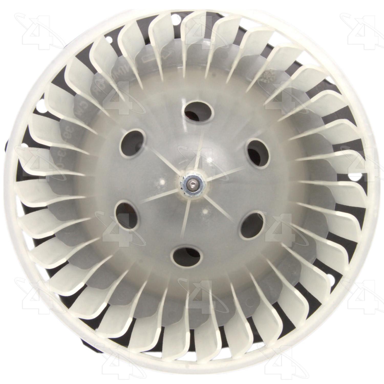 Imagen de Motor del ventilador HVAC para Buick LeSabre 1990 Marca PARTS MASTER/FOUR SEASONS Número de Parte 35334