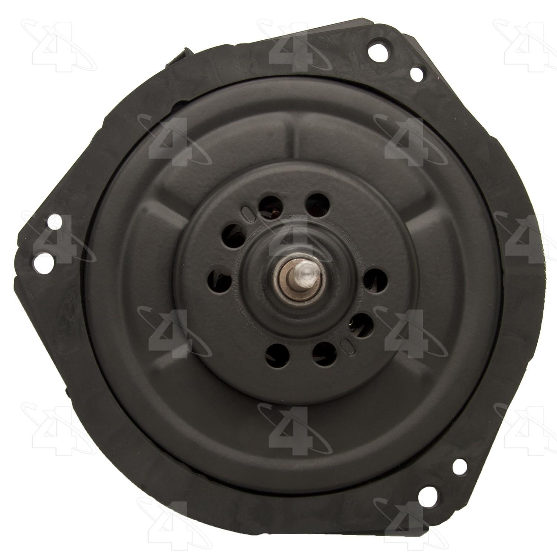 Imagen de Motor del ventilador HVAC para Chevrolet Express 3500 1999 Marca PARTS MASTER/FOUR SEASONS Número de Parte 35681