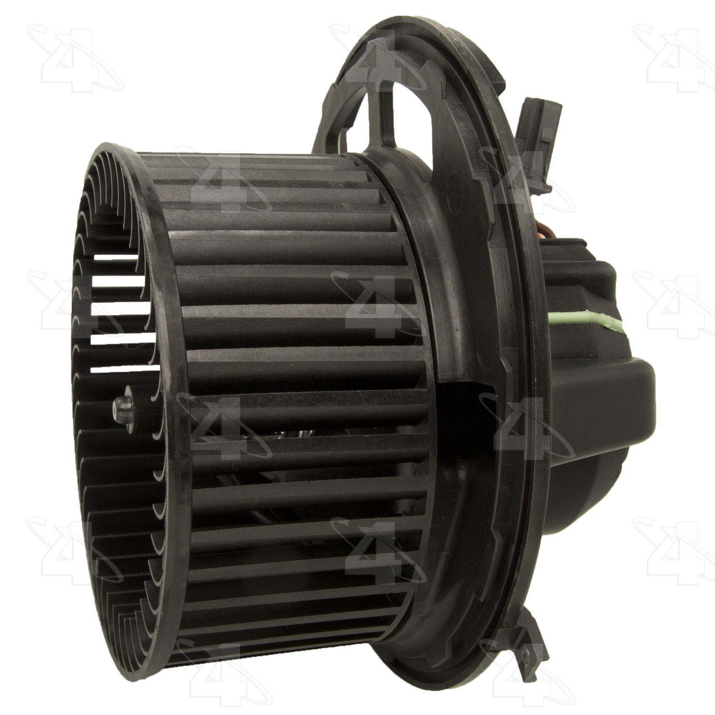 Imagen de Motor del ventilador HVAC para BMW 135i 2011 Marca PARTS MASTER/FOUR SEASONS Número de Parte 75896