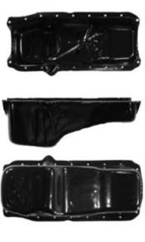 Imagen de Cárter para Chevrolet Camaro 1993 Chevrolet Caprice 1995 Marca PIONEER INC. Número de Parte 501086