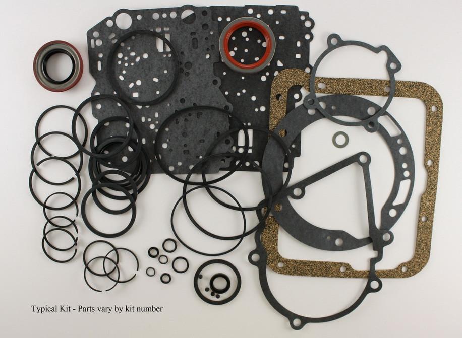 Imagen de Kit de Reacondicionamiento de Transmisión Automática para Nissan Stanza 1987 Marca PIONEER INC. Número de Parte 750129