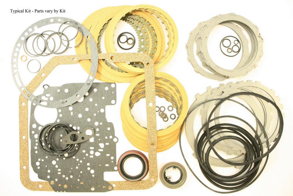 Imagen de Juego de Reparación Master Transmisión para Chevrolet Silverado 1500 HD 2005 Marca PIONEER INC. Número de Parte 752217