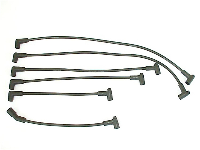 Imagen de Juego de cables de bujía para GMC V3500 1987 Marca PRESTOLITE PROCONNECT Número de Parte 116019