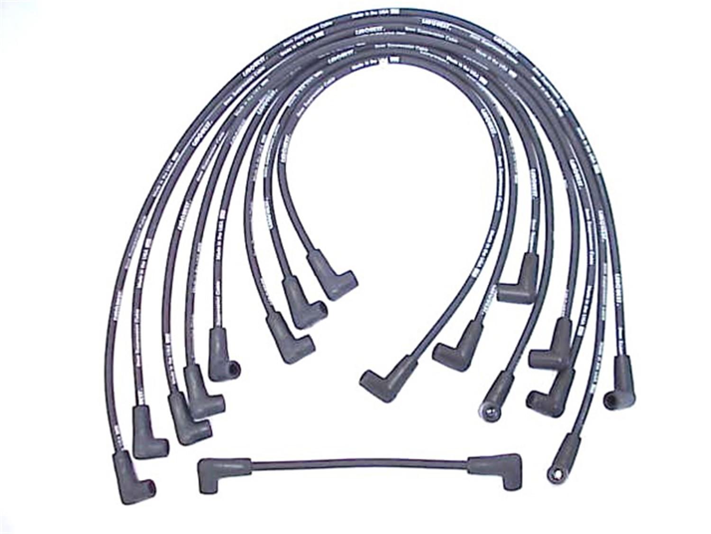 Imagen de Juego de cables de bujía para Chevrolet Blazer 1993 Marca PRESTOLITE PROCONNECT Número de Parte 118008