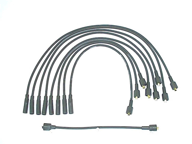 Imagen de Juego de cables de bujía para Dodge D250 1990 Marca PRESTOLITE PROCONNECT Número de Parte 138002