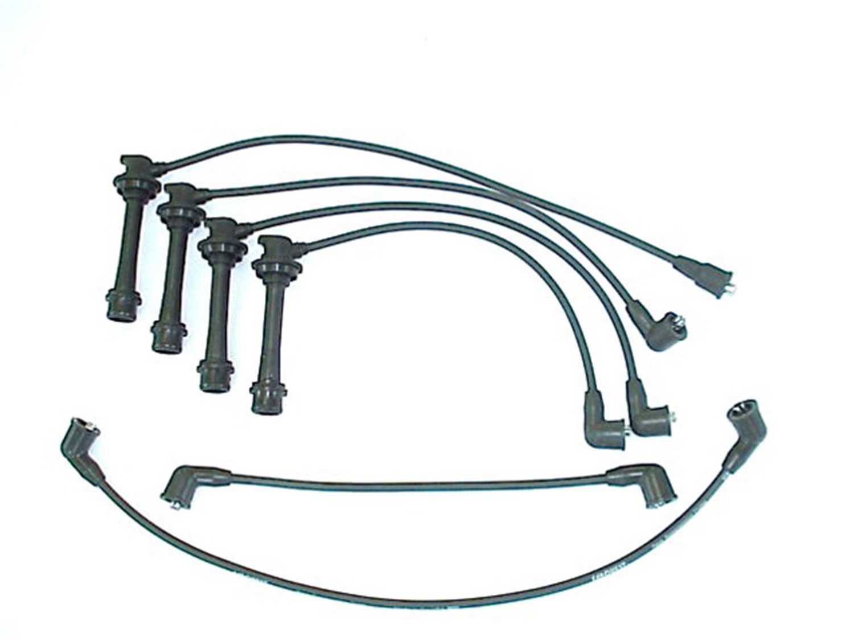 Imagen de Juego de cables de bujía para Toyota MR2 1985 Marca PRESTOLITE PROCONNECT Número de Parte 154029